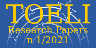 SEPs licensing across the supply chain: an antitrust perspective – O. Borgogno, G. Colangelo – TOELI Research Paper 1/2021